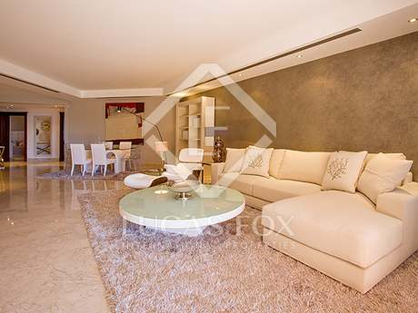 3-bedroom ground floor apartment for sale in Marbella