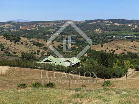 Equestrian property for sale near Sotogrande, Andalucia