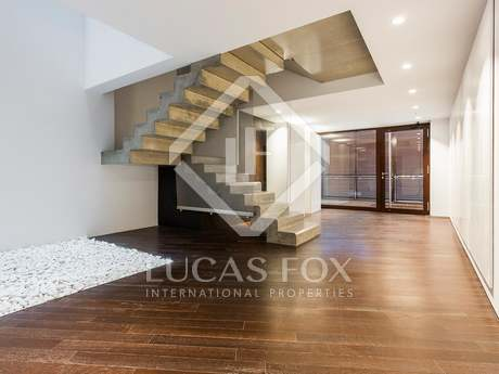 Luxury modern apartment for sale in Eixample, Barcelona