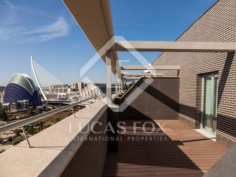 3-bedroom penthouse for sale in Valencia City
