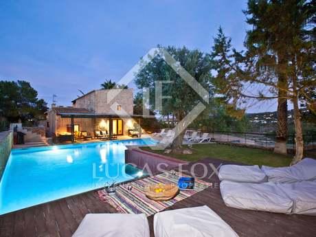 Villa de 6 dormitorios con piscina en alquiler, Sant Agustí
