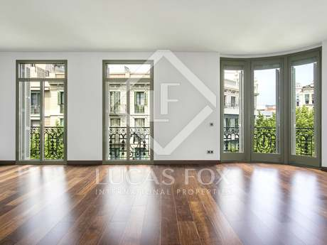 Superb apartment for rent in Barcelona's Eixample district
