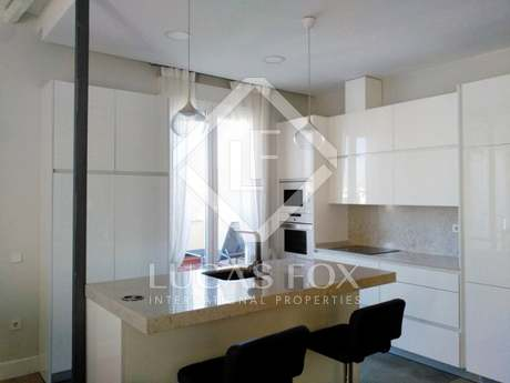 Furnished apartment for rent in Ibiza, Madrid