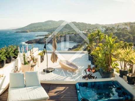 Casa adosada moderna en venta en Roca Llisa, Ibiza