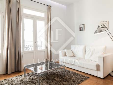 2-bedroom apartment for sale in Valencia's Eixample district