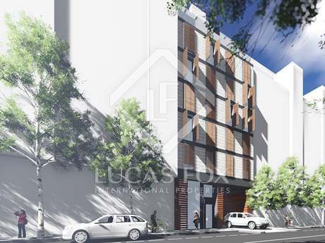 Ático de 113m² con terraza en venta en Almagro, Madrid