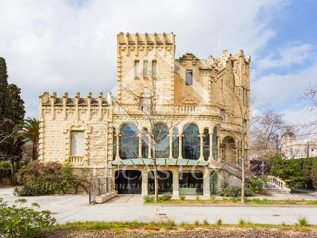 Palace for sale in Bonanova, Zona Alta, Barcelona city