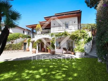 Preciosa vivienda familiar en venta en Montcabrer, Cabrils
