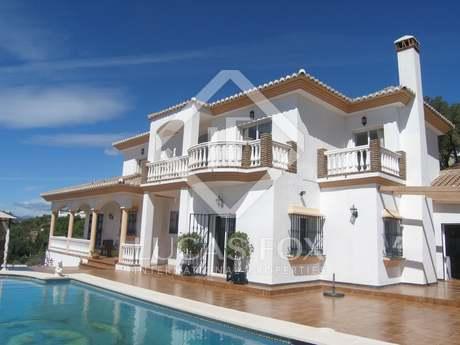 在 米哈斯, 马贝拉 410m² 出售 豪宅/别墅