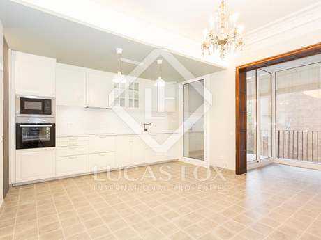 2-bedroom apartment for rent on Calle Provenca, Eixample