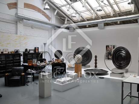 Loft for sale in Chamberi, Madrid