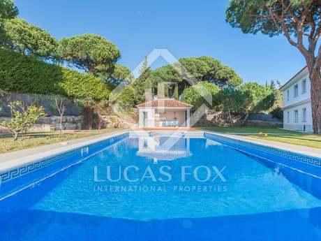 Luxe Costa Brava villa te koop in La Gavina, S'Agaró