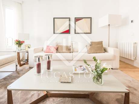 130m² apartment for rent in Goya, Madrid