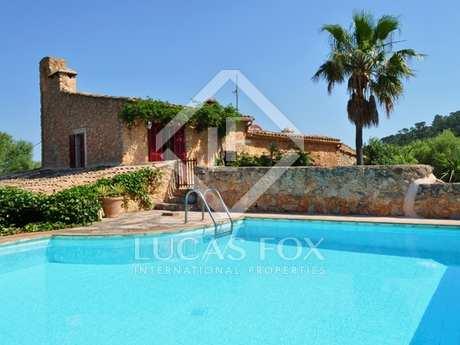 Casa rural en venta en el este de Mallorca, Porto Cristo