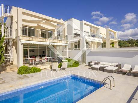 Wonderful house for rent in Cala Vadella, Ibiza
