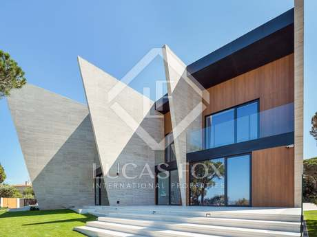 Propietat de luxe de 651m² en venda a S'Agaró, Costa Brava