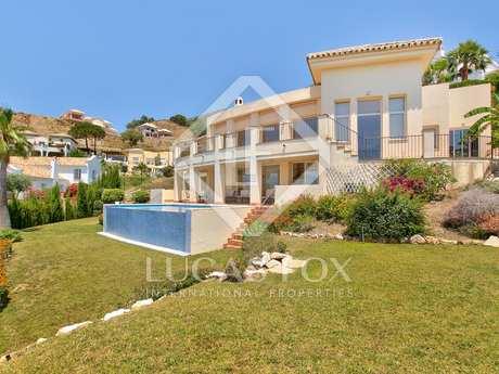 Maison / Villa de 496m² a vendre à Marbella avec 196m² terrasse