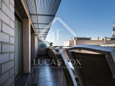 Impeccable penthouse for sale in Beniferri, Valencia