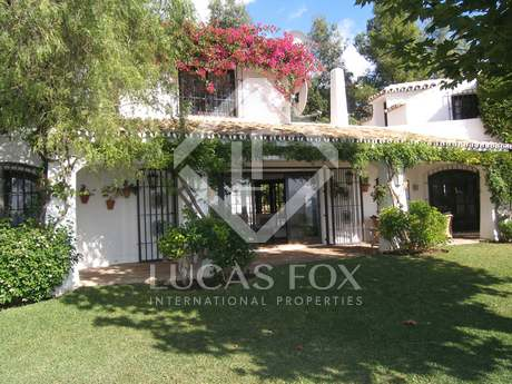 Villa de 8 dormitorios en venta en Mijas, Costa del Sol