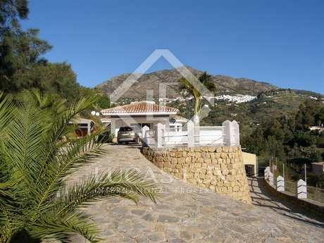 Villa contemporánea en venta en Mijas, Costa del Sol