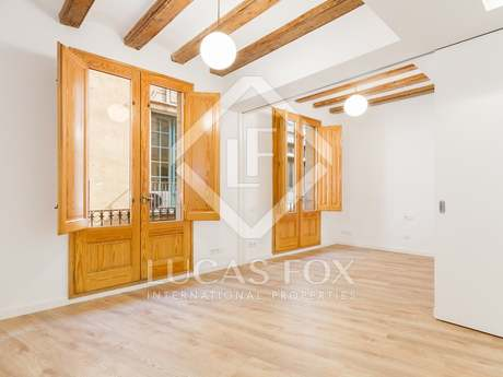 87m² apartment for sale in Barcelona Old Town
