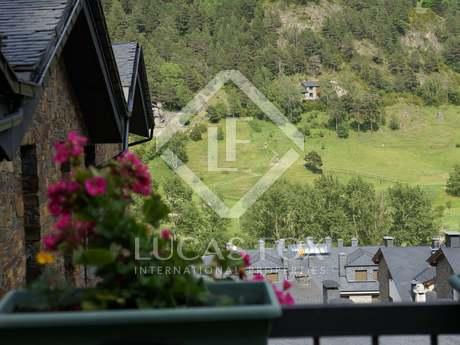 Penthouse for sale in La Cortinada, Andorra