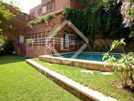 Maison en vente à la Zona Alta de Barcelone