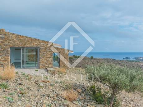 House for sale close to Cadaqués on the Costa Brava