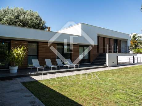 Modern villa for sale in Alfinach, inland Valencia