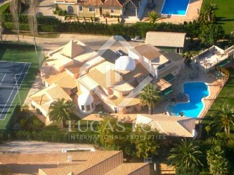 11-bedroom villa for sale in Quinta do Lago