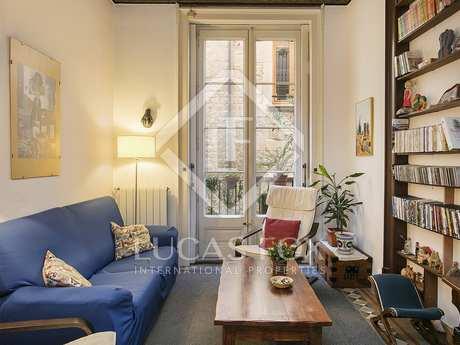 Apartamento de 3 dormitorios en venta en el Gótico