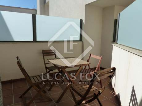 2-bedroom duplex apartment for sale in Valencia centre