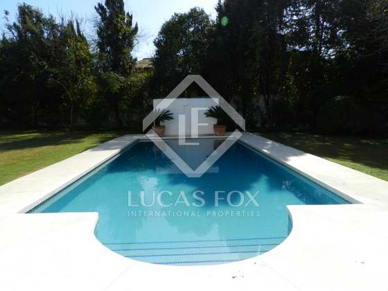 Swimming Pool - 4 Bed Villa Guadalmina Baja, Marbella : 3