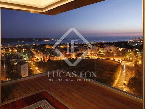 Luxury apartment for sale in Lisbon with sea views. : 2