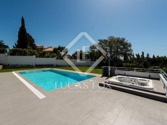 Villa de nueva construcci n de 4 dormitorios en venta en - Domotica marbella ...