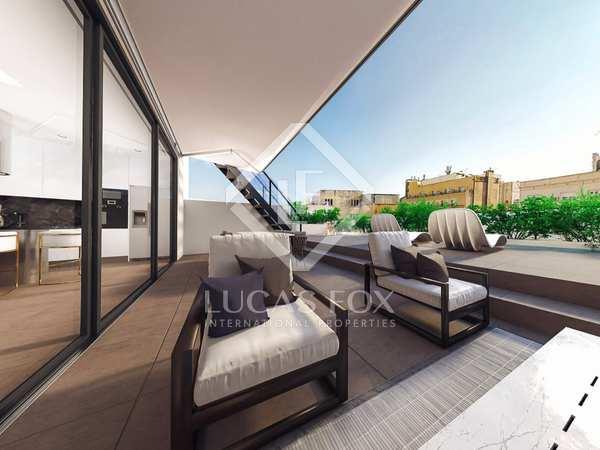 Ático de 195 m² con 180 m² de terraza en venta en Gótico
