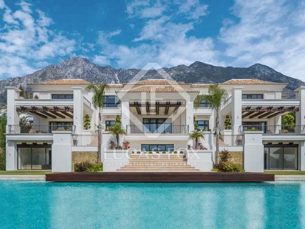 Дом / Вилла 1,817m² на продажу в Сьерра Бланка / Нагуелес