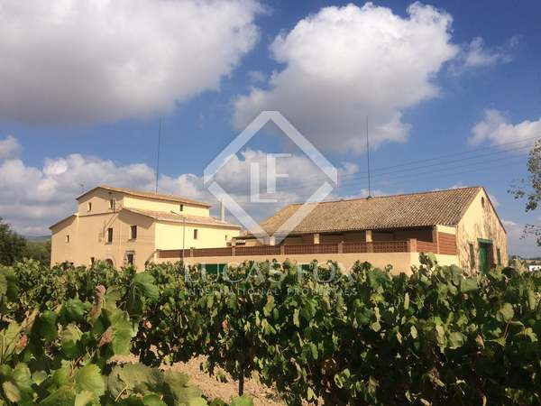 1,314 m² country house for sale in Penedès, Sitges
