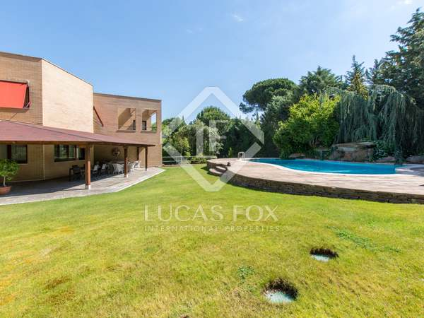 1,150m² House / Villa for sale in Pozuelo, Madrid
