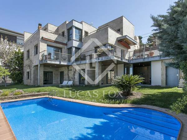 Impressive house for rent in Ciudad Diagonal