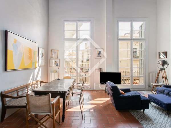 Appartement van 103m² te koop met 13m² terras in Poblenou