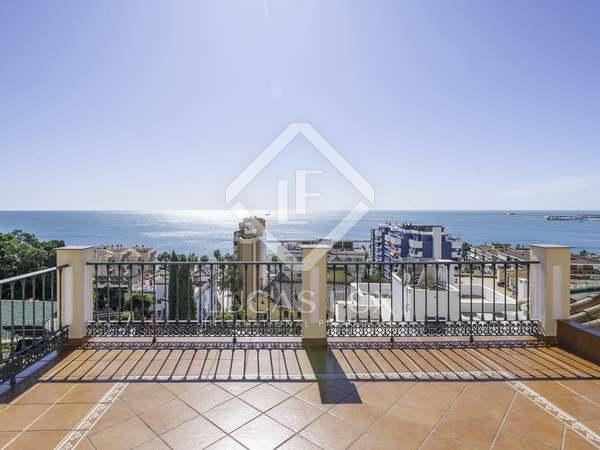 520m² Haus / Villa zum Verkauf in Centro / Malagueta