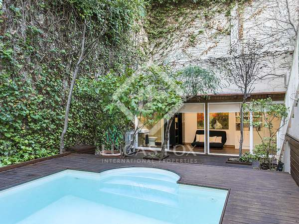 106m² Apartment with 120m² terrace for sale in Eixample Left