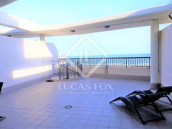 87 m² penthouse with a terrace for sale in Patacona