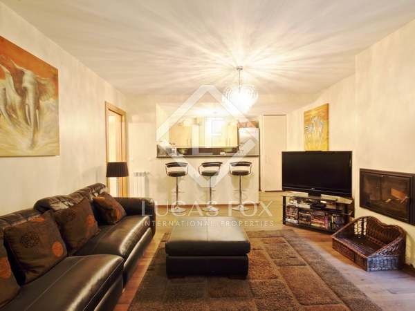 88m² apartment with 18m² garden for sale in Ordino, Andorra