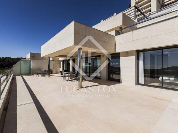 Appartement van 120m² te koop met 77m² terras in Nueva Andalucía