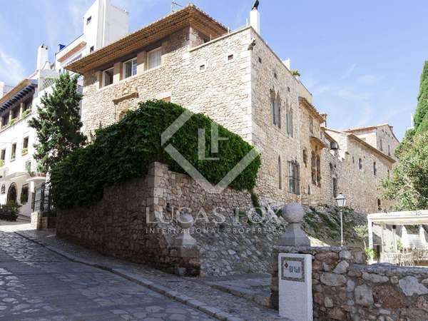 Villa histórica en venta en el casco antiguo de Sitges