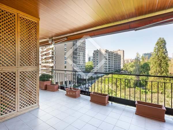 Appartement van 198m² te koop met 20m² terras in Turó Park