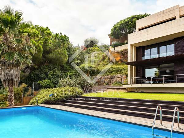 Huis / Villa van 391m² te koop in Sant Andreu de Llavaneres