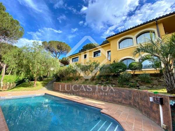 414m² House / Villa for sale in Santa Cristina, Costa Brava